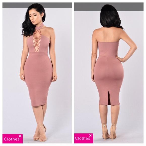 fashion nova dresses poshmark